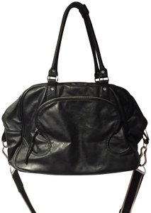 e1dccb9719a3 Lululemon Gym Faux Leather Laptop Duffel black Travel Bag