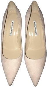 Manolo Blahnik Pink blush Pumps