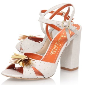 Charlotte Olympia Natural Sandals