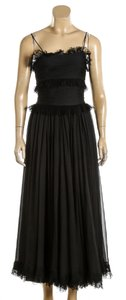 Black Maxi Dress by Chanel
