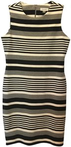 Calvin Klein Sleeveless Scoop Neck Size 10 New With Tags Dress