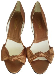 Circa Joan & David Evening metallic Pumps