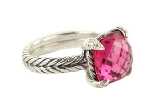 David Yurman Pink Tourmaline Chatelaine