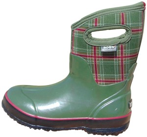 Bogs Olive Green Classic Boots