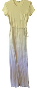 light grey Maxi Dress by James Perse