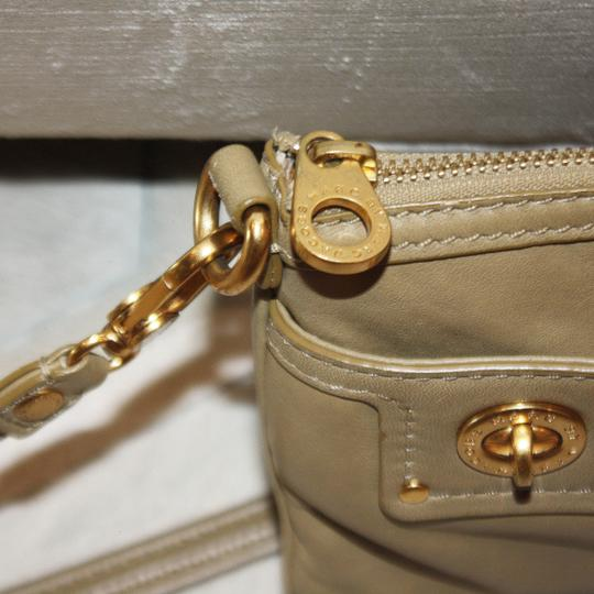 Marc by Marc Jacobs Leather Gold Hardware Casual Classic Mini Cross Body Bag Image 5
