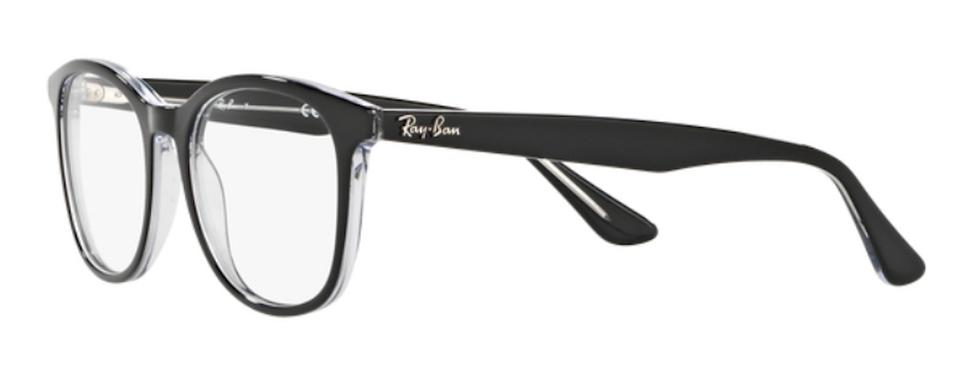 a155ab385e7 Ray-Ban Black New Never Worn Optical Rb 5356 2034 - Fast Shipping ...