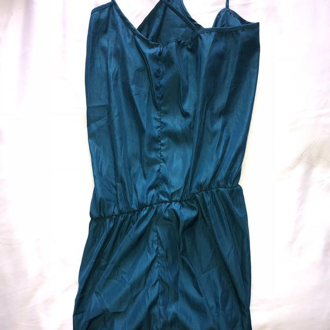 79cfb086cd American Apparel Teal Playsuit Shorts Size 4 (S