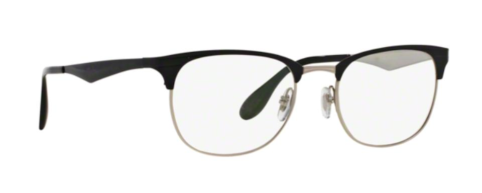 a13068fa39b ... New Never Worn Ray-Ban Optical Eyeglasses RB 6346 2861 - FAST.  123456789101112