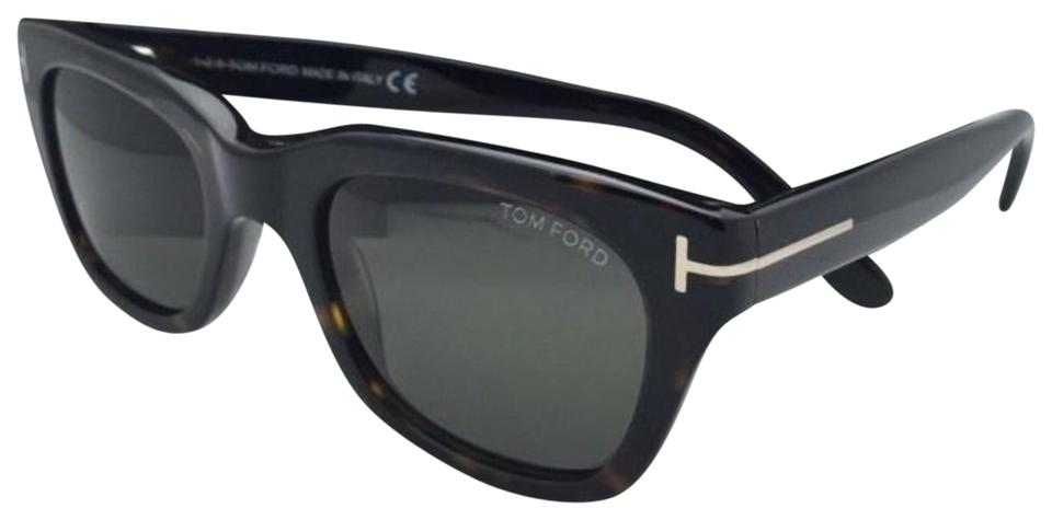 3eb74a0a550a Tom Ford TOM FORD Sunglasses SNOWDON 237 52N Tortoise James Bond 007  SPECTRE Image 0 ...