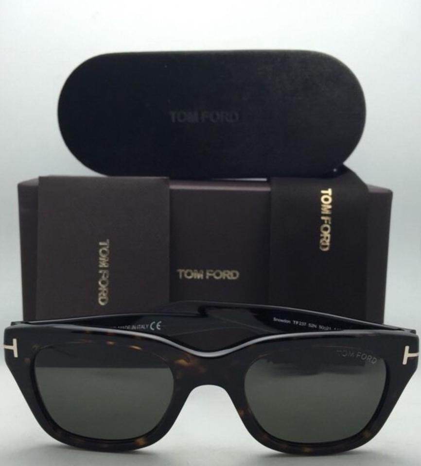 5a2e6f7f44bb Tom Ford TOM FORD Sunglasses SNOWDON 237 52N Tortoise James Bond 007  SPECTRE Image 11. 123456789101112