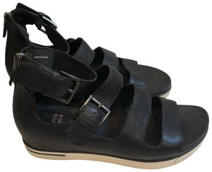 4bbffbc56df Black Eileen Fisher Sandals - Up to 90% off at Tradesy