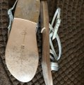K. Jacques Leather silver Sandals Image 2