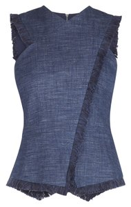 BCBGMAXAZRIA Top DARK NAVY/DENIM