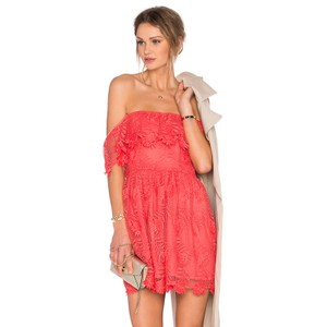 Lovers + Friends Size M New Lace Dress