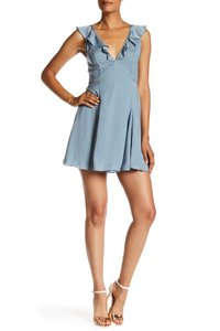 Privacy Please short dress BLUE on Tradesy