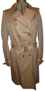 Brooks Brothers Belted Double Breasted 001 Trench Coat