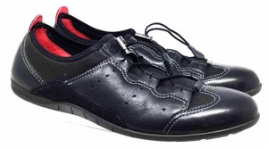 Ecco S061418-03 Size 11 Anti Bacterial Black Athletic