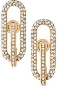 Michael Kors Michael Kors Pavé Loop Post Earrings MKJ6968710