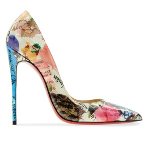 Christian Louboutin multicolored Pumps