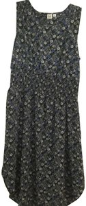 Gap short dress Multi-color Ruched on Tradesy