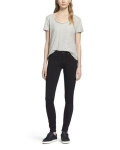 Rag & Bone Skinny Jeggings-Dark Rinse