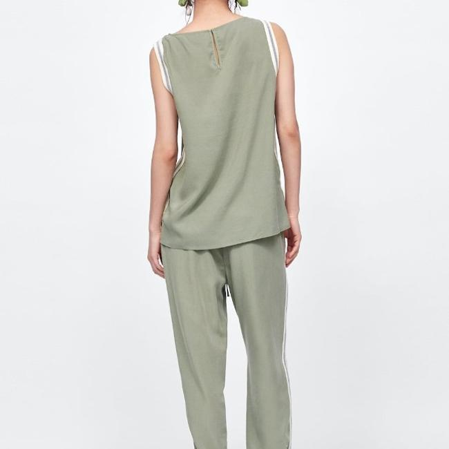 Zara Relaxed Pants Image 1