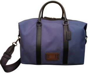 Coach Blue Travel Bag