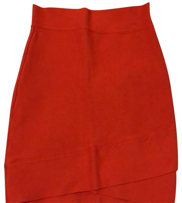 Item - Orange Silvie Skirt Size 0 (XS, 25)