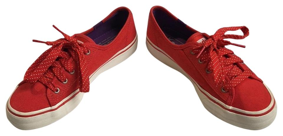 bb8605d6534 Keds Red Champion Sneakers Size US 5 Regular (M