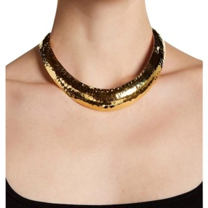 Argento Vivo NEW Argento Vivo Hammered Collar choker necklace