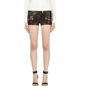 1143373e53f Women s Black Balmain Shorts - Up to 90% off at Tradesy