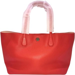 f708fbb1f368 Tory Burch Leather Totes - Up to 70% off at Tradesy