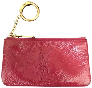 0b0621d2d327c Pink Saint Laurent Wallets - Up to 70% off at Tradesy