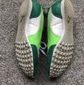 Puma Green and Silver Suede Sneakers Size US 5.5 Regular (M, B) Puma Green and Silver Suede Sneakers Size US 5.5 Regular (M, B) Image 3