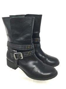 Simply Vera Vera Wang Ankle S042518-11 Us 6.5 black Boots