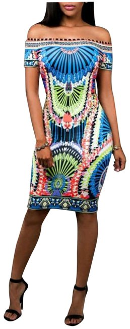 Preload https://item4.tradesy.com/images/multicolor-short-night-out-dress-size-10-m-23987988-0-1.jpg?width=400&height=650