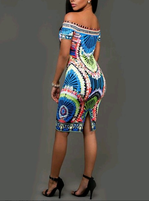 Handmade Party Evening Exclusive Dress