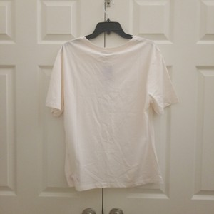 Public School T Shirt cream