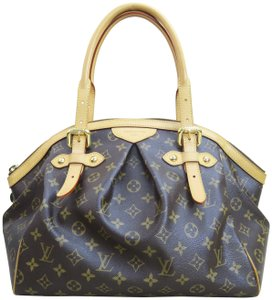 Louis Vuitton Tivoli Canvas Tote in Monogram
