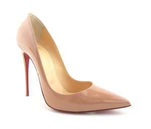 Christian Louboutin So Kate Red Soles Pigalle Follies Pigalle Follies Nude Pumps