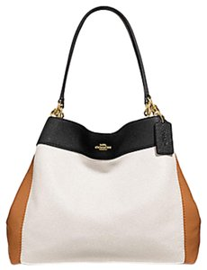 Coach Colorblock Shoulder Bag