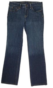 Ann Taylor LOFT J042718-22 Size 6 Boot Cut Jeans-Medium Wash