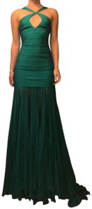Hervé Leger Evening Gown Dress