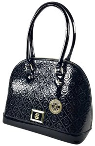 Christian Lacroix Satchel in Black
