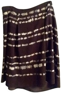 Vera Wang Party Skirt Brown