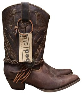 Bed Stü Tan Boots
