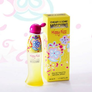 Moschino HIPPY FIZZ-CHEAP AND CHIC MOSCHINO-EDT-1.7 OZ-50 ML-ITALY