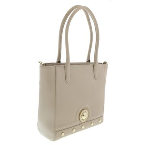 Versace Jeans Collection Tote in Beige