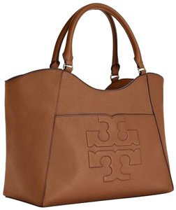 Tory Burch Tote in brown, tan, bark